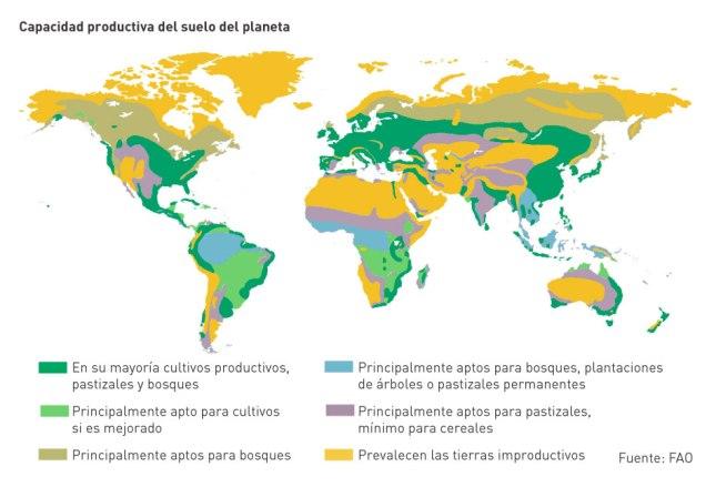 capacidad-productiva-de-los-suelos-del-mundo-fuente-fao