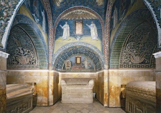 Mausoleo de Gala Placidia (Rávena)