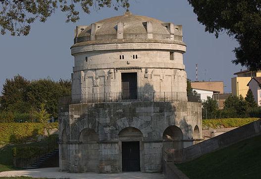 Mausoleo de Teodorico (Rávena)