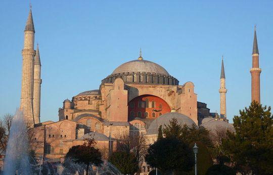Basílica de Santa Sofía (Constantinopla)
