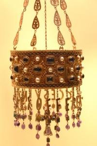 Corona votiva (Tesoro de Guarrazar)