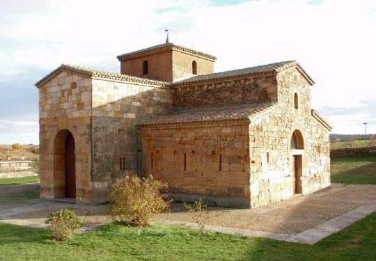 Iglesia de San Pedro de la Nave (Zamora)
