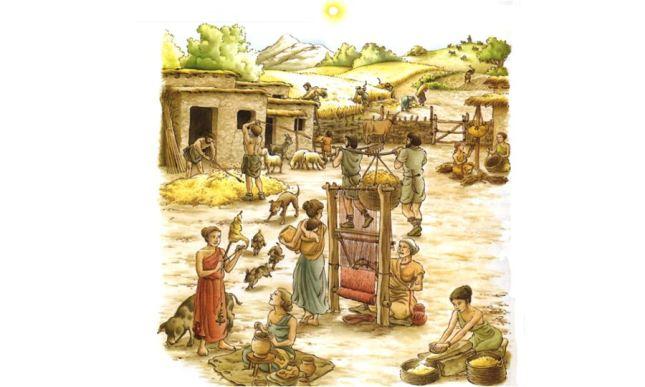 La vida en el Neolítico