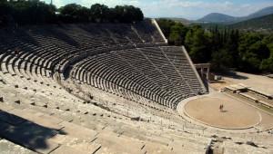 Teatro de Epidauro. Grecia (s IV a.C.)