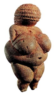 Venus de Willendorf. Paleolítico Superior.