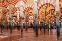 Mezquita de Córdoba.  Arte hispanomusulmán, siglos VIII a X.