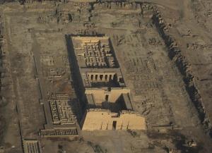 Ramesseum. Tebas. Egipto (c. 1.400 a.C.)