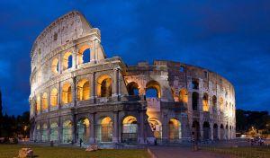 Coliseo Flavio.  Roma, s. I d.C.