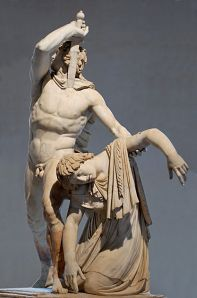 Galo suicidándose.  Período helenístico. S. II a.C.