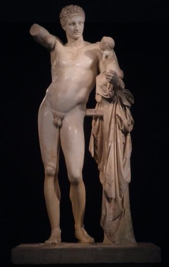 Hermes_portant_Dionysos_par_Praxitèle.JPG