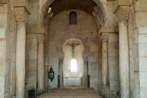 Iglesia de San Pedro de la Nave (Zamora).  Arte Visigodo, finales del s. VII.