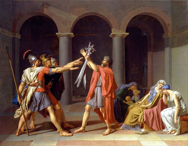 1154px-Jacques-Louis_David_-_Oath_of_the_Horatii_-_Google_Art_Project