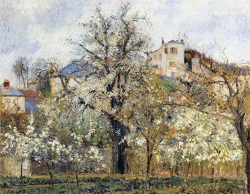 1162px-Camille_Pissarro_-_Orchard_with_Flowering_Trees,_Spring,_Pontoise
