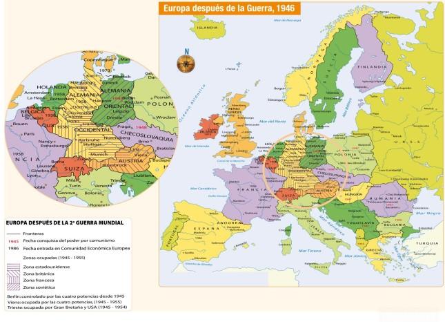 europa tras2guerra