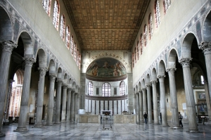 Basílica de Santa Sabina en Roma