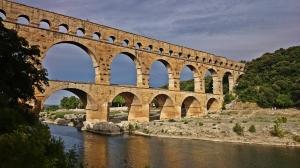 Acueducto del Pont du Gard