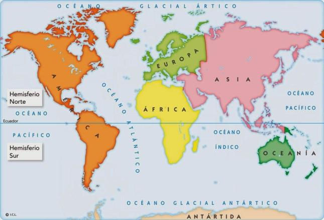 oceanos-y-continentes