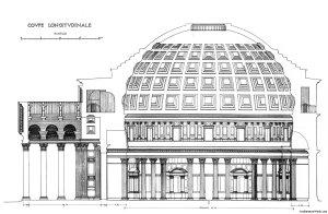 Sección del Panteón