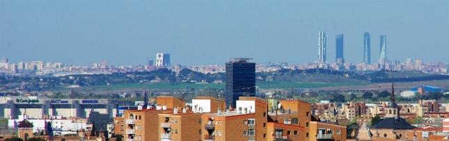 Alcalá y Madrid
