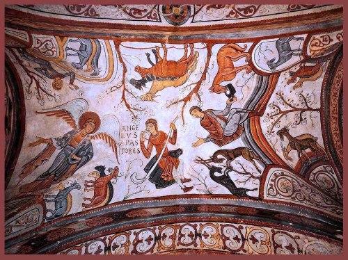 Adoración Pastores Panteon Real-San Isidoro León