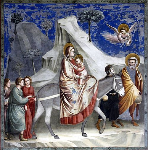 Flight_into_Egypt_-_Capella_dei_Scrovegni_-_Padua_2016
