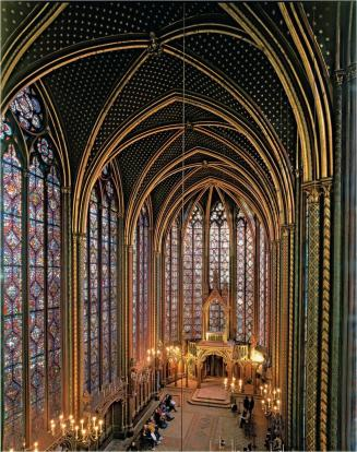 Sainte Chapelle de Paris