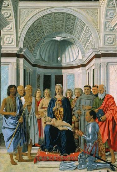Piero_della_Francesca_Madonna del duque de Urbino