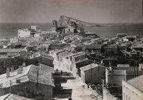 Benidorm, calle Tomas Ortuño, década de los 50
