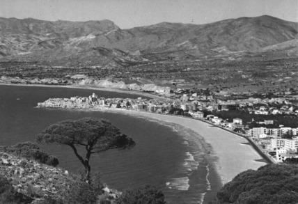 benidorm-fotos-Vista-area-playa