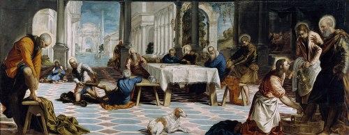 El_Lavatorio_(Tintoretto)
