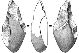 Modo II - Bifaz achelense