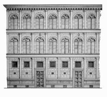 Palacio Rucellai. Alberti
