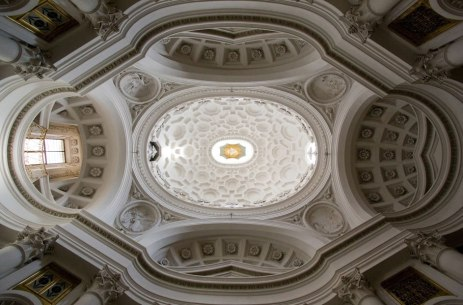 San Carlino-cúpula