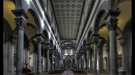Santo spirito brunelleschi