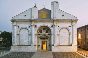 Templo malatestiano. Rimini