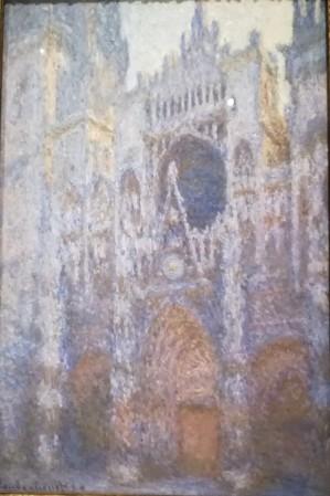 Monet. Catedral de Rouan