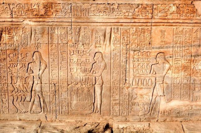 Relieves egipcios