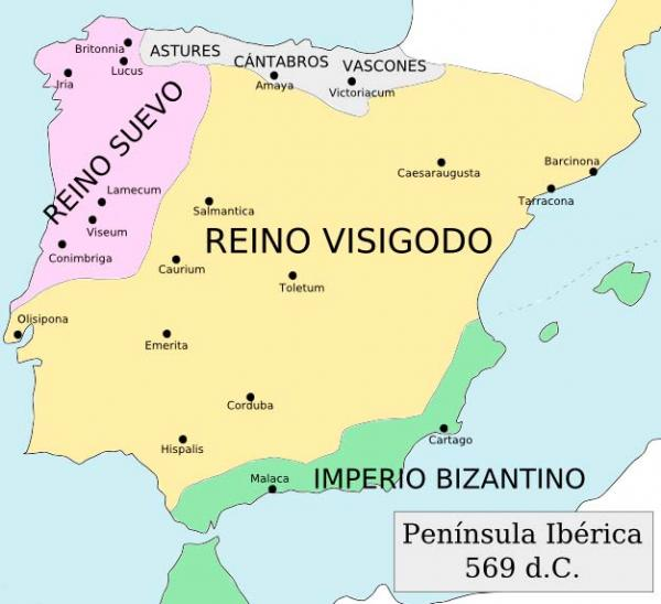 reino visigodo