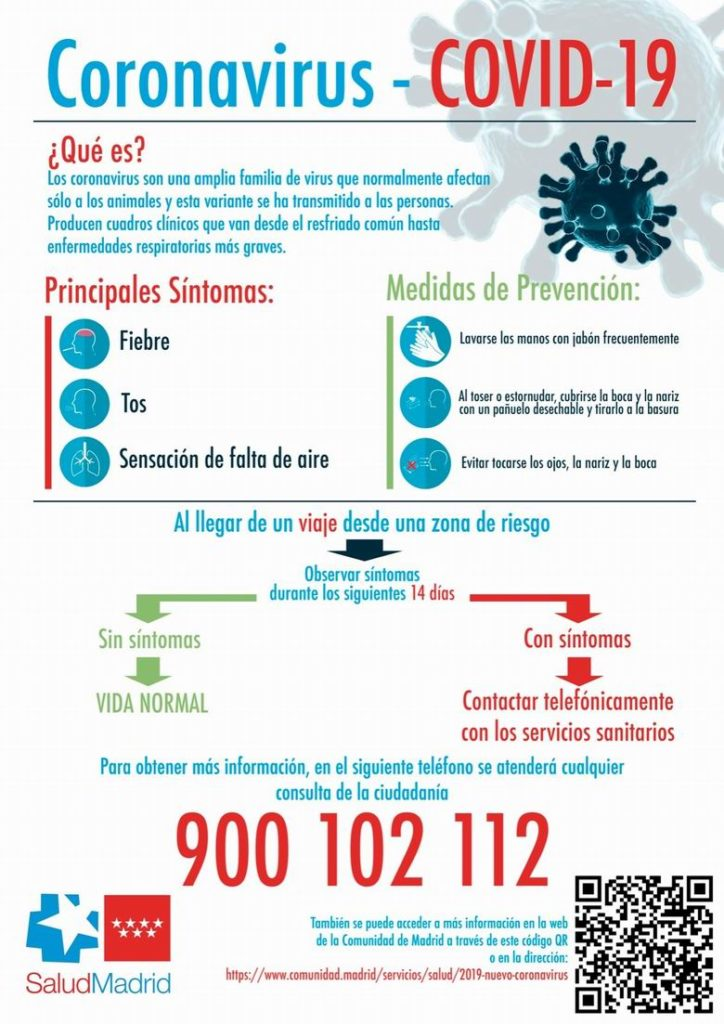 coronavirus-madrid-telefono-gratuito